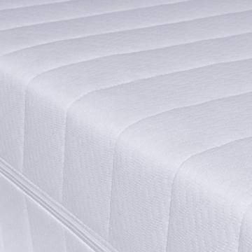 7 zonen h rtegrad h2 h3 wei matratze orthop dische kaltschaummatratze rollmatratze ko tex. Black Bedroom Furniture Sets. Home Design Ideas