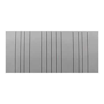 Betten ABC OrthoMatra KSP-500 - Das Original - Orthopädische Kaltschaummatratze - 7 Zonen, Raumgewicht RG 30, Höhe 16 cm, Bezug waschbar bis 60 Grad Celcius, Gröߟe 180 x 200 cm, Härtegrad H3 -