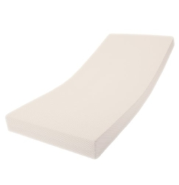 - Dibapur - Kaltschaummatratze (Rollmatratze) (90x190) x Kernhöhe 11 cm, mit Standard Bezug (Glatt) ca. 11,2 cm -
