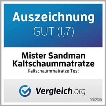 Kaltschaummatratze, Härtegrad H2 & H3, Matratze, Größe wählbar, Rollmatratze, Made in Germany -