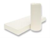 POLY Orthopädische Matratze mit Klimafaser-Bezug für jede Jahreszeit geeignet Markenware BRECKLE - Grösse 90x190 -