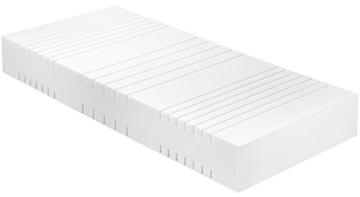 sleepling 190167 Matratze Innovation 300 XXL Wellness KS medium Härtegrad 2.5 160 x 200 cm, weiß -