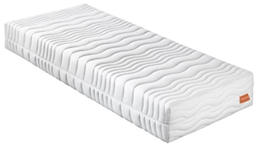 sleepling 190167 matratze innovation 300 xxl wellness ks medium h rtegrad 2 5 160 x 200 cm wei. Black Bedroom Furniture Sets. Home Design Ideas
